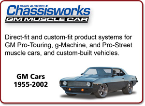 Chassisworks GM Muscle Car - GM Cars 1955-2002