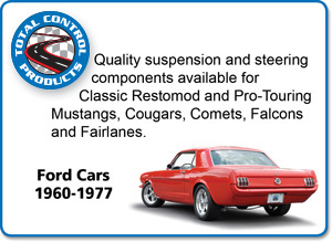 Total Control Products - Ford Cars 1960-1977