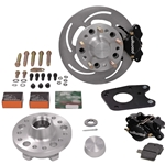 Front Brakes (OEM Spindle)