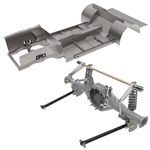 gStreet Chassis (Canted 4-Link)