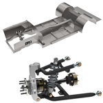 gStreet Chassis (Coil-Over IRS)