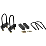 Lowering Block Kit for g-Bar/g-Link Rear Suspensions - GM Mono-Leaf