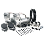 380C VIAIR - Dual Compressor Kit, 200 psi