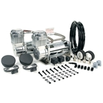 400C VIAIR - Dual Compressor Kit, 150 psi