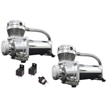 480C VIAIR - Dual Compressor Kit, 200 psi