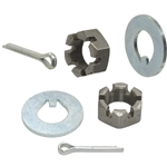 Spindle Nut Set - 3/4-20 (Fits Most GM Spindles)