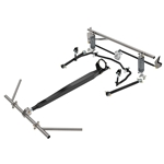 Chevelle 68-72 (GM A-Body) - Torque Arm g-Link Rear Suspension