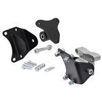 Chevelle 68-72 (GM A-Body) - Billet Motor Mount and Frame Adapter Set (V8 Engines)