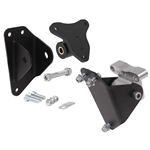 Camaro 67-69, Nova 68-74 - Motor Mount and Frame Adapter Set (Big-Block)