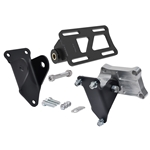 Camaro 72-81, Firebird 72-81 (GM F-Body) - Billet Motor Mount and Frame Adapter Set (LS Engines)