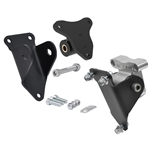 Camaro 72-81, Firebird 72-81 (GM F-Body) - Billet Motor Mount and Frame Adapter Set (V8 Engines)