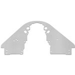 Camaro 70-81 (7703 or 7704 Clip, no OEM clip) - Bolt-In Aluminum Motor Plate, LS-Series Chevy