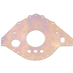 Camaro 70-81 (7703 or 7704 Clip, no OEM clip) - Bolt-In Steel Mid Plate for Lakewood Bellhousing