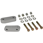 Nova 62-67 (Chevy II) (7700 or OEM Clip) - Mid Plate Adapter, V8 to LS-Series Chevrolet Engine