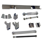 Canted 4-Bar Suspension System - (Tubular or Billet)
