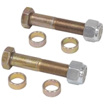 Shock Mounting Hardware and Spacer Set - 1/2-20 x 2-1/2