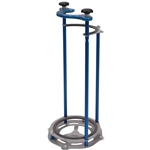 STAND-UP 15-LB SINGLE BOTTLE RACK