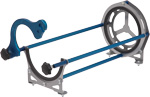 LAY-DOWN 15-LB SINGLE BOTTLE RACK