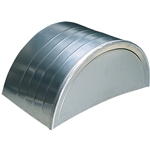 Wheel Tubs (Aluminum) - 43