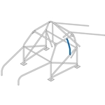14-POINT ROLL CAGE