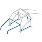 10-Point Roll Cage (4130)