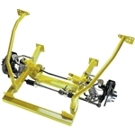 Nova 62-67 (Chevy II) - Bolt-On Front Frame Clip and Suspension (Option System)