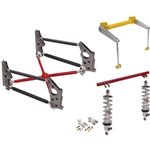 DRAG-RACE AVENGER 4-LINK REAR SUSPENSION FOR 1-5/8