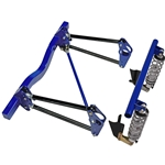 PRO-STREET BATTLE CRUISER 4-LINK REAR SUSPENSION, 3x2