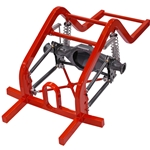 Drag Race Pro 4-Link Rear Clip and Suspension - 3x2