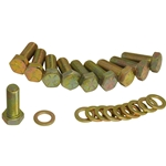 Housing End Bolt Set - 3/8-24 x 1