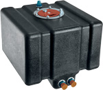 FUEL CELL,5-GALLON,FLAT,WITH SUMP,13X13X8