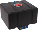 FUEL CELL,12-GALLON,WITH SUMP,17-1/2X16X10-1/2