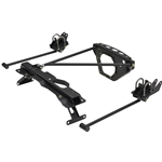 Ford 85-05 Ranger Truck - Bolt-On 4-Link Suspension