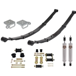 Mustang 64-73 - Leaf Spring Suspension (Stage 1)