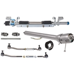 Mustang 64-70, Ford/Mercury 60-70 - Manual Rack and Pinion for Aftermarket Steering Column