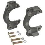 Mustang 70-73 - Disc Brake Caliper Brackets, OEM-Style