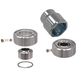 Bearing and Housing (Adjustable) - Stem Style 2-1/2