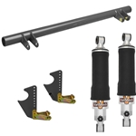 VariShock Air-Spring Shocks and Mounts Package