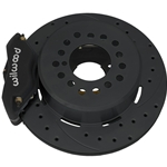 Big Ford Early - Rear Disc Brake Kit with Parking Brake, 12.19