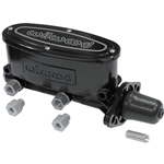 Tandem Chamber Master Cylinder - Black E-Coat Finish, 1.00