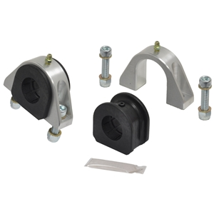 Billet Mount and Poly Bushing (F-Large) Set for 1-7/16