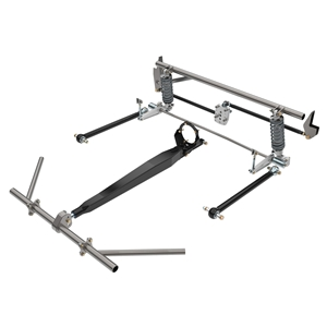 Torque Arm Suspension for Your Frame (Custom-Fit)