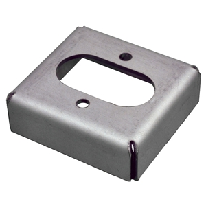 Vent Canister Platform Chassis Mount, Single (Weld-On)