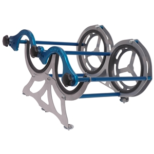 15-DEGREE 10-LB DUAL BOTTLE RACK