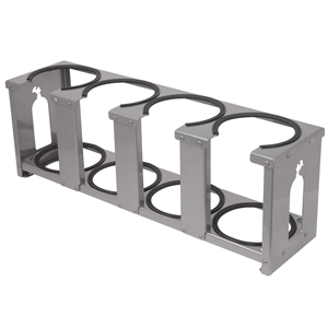 TRAILER RACK QUAD 10-LB BOTTLES