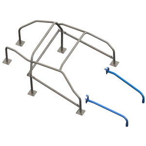 Camaro 70-81 (F-Body) - Exact-Fit Roll Cage, 1-5/8