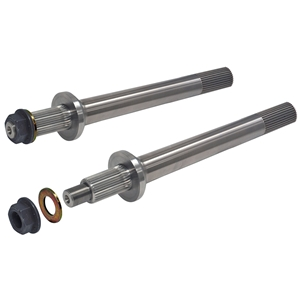 Floater Axles (A) 35-Spline Differential
