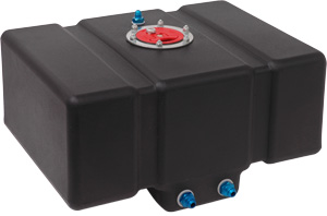 FUEL CELL,8-GALLON,WITH SUMP,20X15X8