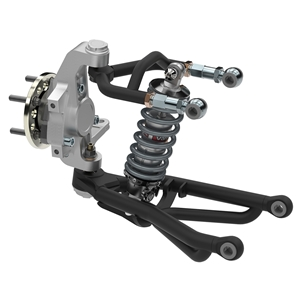 Mustang 64-70 with Front Clip - Ultimate Pro-Touring Suspension System