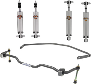gStreet™ Shocks and Anti-Roll Bars Package